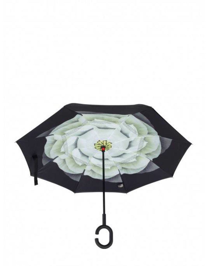 KNIRPS OKBR1000803 WHITE ROSE UMBRELLA