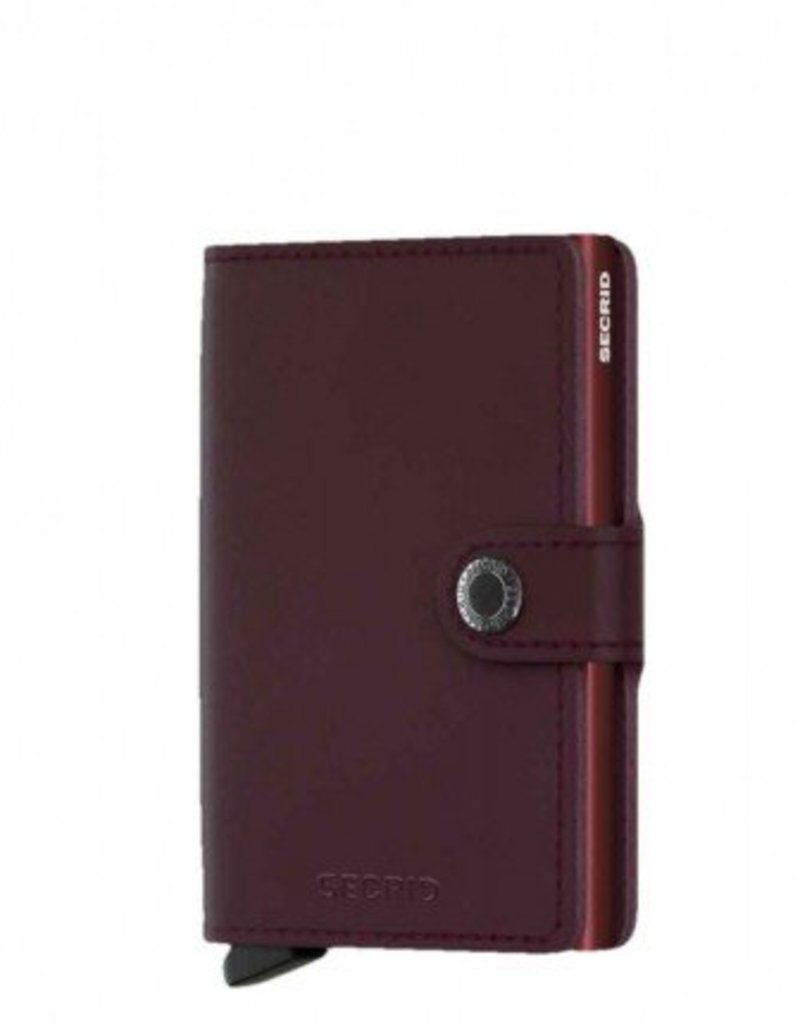 SECRID MINIWALLET BORDEAUX