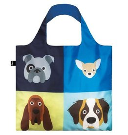 LOQI DOGS TOTE SC. DO