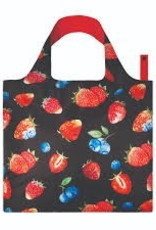 LOQI LOQI STRAWBERRY TOTE BAG JU.ST