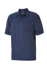 ROYAL ROBBINS 71162 EXTRA LARGE COLLINS BLUE SHORT SLEEVE