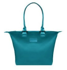LIPAULT DUCKBLUE TOT BAG LARGE