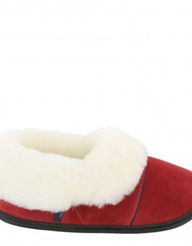 GARNEAU 550W RED LADIES MEDIUM 7.5-8.5