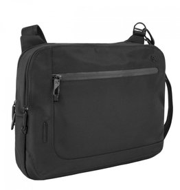 TRAVELON E/W Tablet Messenger BLACK