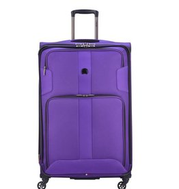 DELSEY PURPLE 19 CARRY ON SPINNER