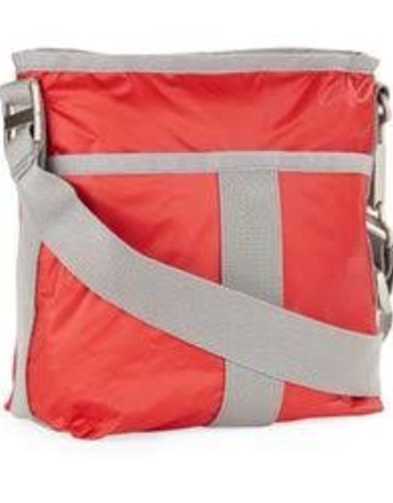 Lesportsac 2276 Red Le Sport Sac Handbag