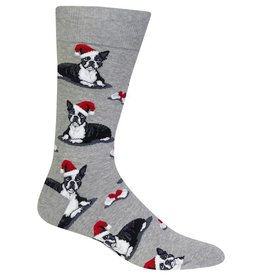 RENFRO BOSTON TERRIER SOCKS