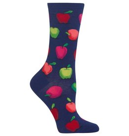 RENFRO WOMEN'S APPLES SOCKS