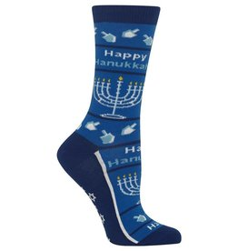 RENFRO CHANUKAH SOCKS