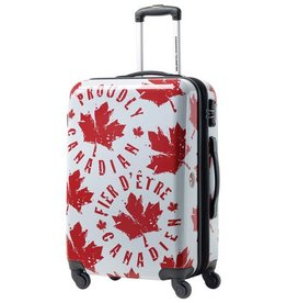 AMERICAN TOURISTER RED WHITE 26