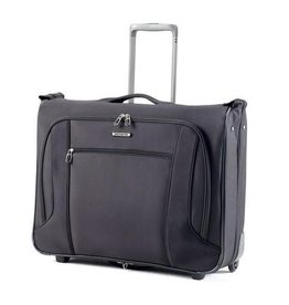 SAMSONITE BLACK GARMENT BAG ON WHEELS