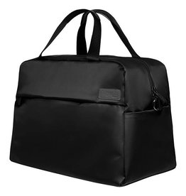 SAMSONITE BLACK DUFFLE BAG
