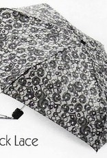 FULTON L370 BLACKLACE OPEN CLOSE UMBRELLA#