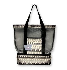 CANADIAN GIFT CONCEPTS INSULATED TOTE BLACK