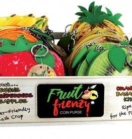 FRUIT FRENZY FFCPAS Fruit Change Purses