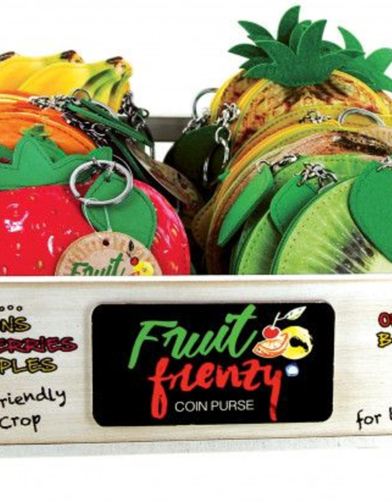 FFCPAS Fruit Change Purses
