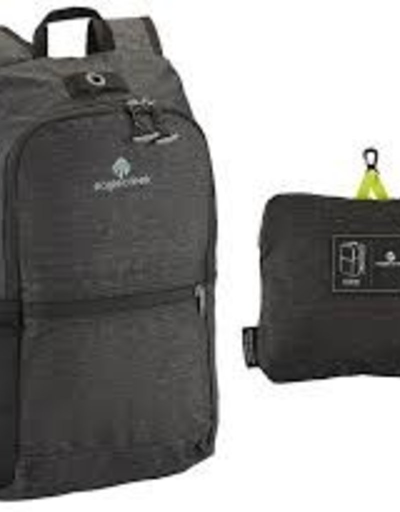 EAGLE CREEK ECOA3WS010 BLACK PACKABLE BACKPACK