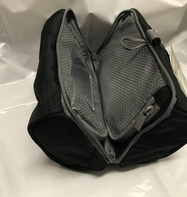 AUSTIN HOUSE TOILETRY BAG BLACK
