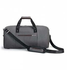 BRIGGS & RILEY GREY DUFFLE