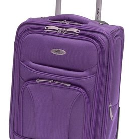 MANCINI LEATHER FEATHER LITE 17 PURPLE UPRIGHT CARRYON