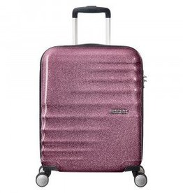 AMERICAN TOURISTER LILAC CARRYON SPINNER WAVEBREAKER