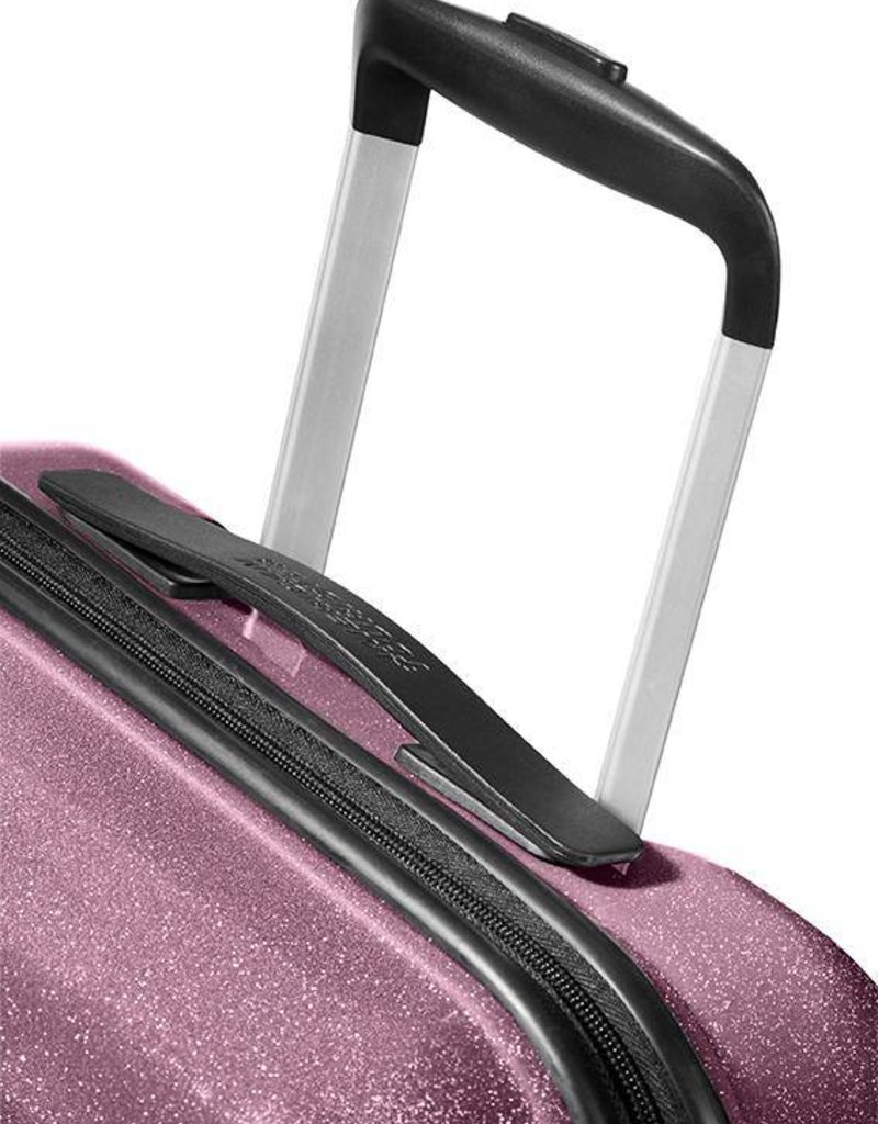 AMERICAN TOURISTER 74133 6715 LILAC CARRYON SPINNER WAVEBREAKER