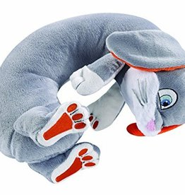 FASHION IMPORTS BUNNY NECK PILLOW