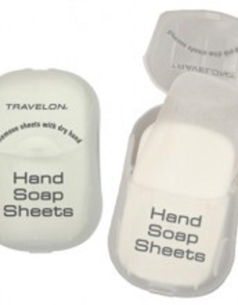 TRAVELON 02091 HANDSOAP SHEETS
