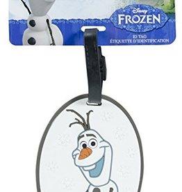 DISNEY OLAF ID TAG