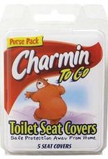 CHARMIN 38400 TOILET SEAT COVER X5