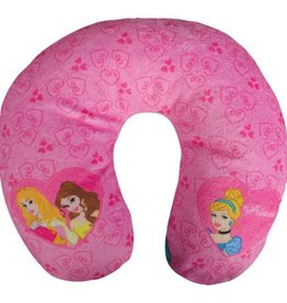 DISNEY PINK PRINCESS NECK PILLOW