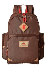 HIGH SIERRA 639280765 CHOCOLATE BACKPACK