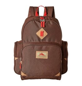 HIGH SIERRA CHOCOLATE BACKPACK
