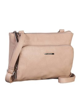 Roots Taupe Every Day Handbag