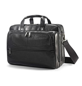 SAMSONITE COLUMBIAN BLACK 2 POCKET SAMSONITE