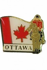12352 OTTAWA MOUNTIE PIN