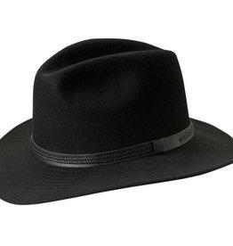 TILLEY BLACK 7 3/4  HAT