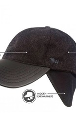 TILLEY TBC1TEC BLACK EXTRA LARGE