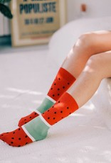 FOOD SOCKS ICE POP SOCK LADIES