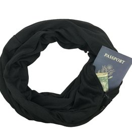 GREAT NORTHERN INFINITY SCARF WITH HIDDEN POCKET