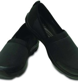 CROCS DUETBUSYDAY2 W6 BLACK