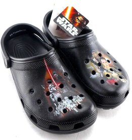 CROCS STARWARS BLACK M10W12