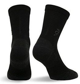 SOCKWISE LARGE BLACK