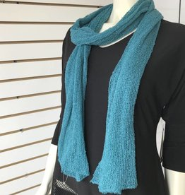 SHARANEL SCARF TEAL