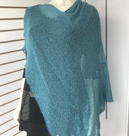 SHARANEL CAPLET LONG TEAL
