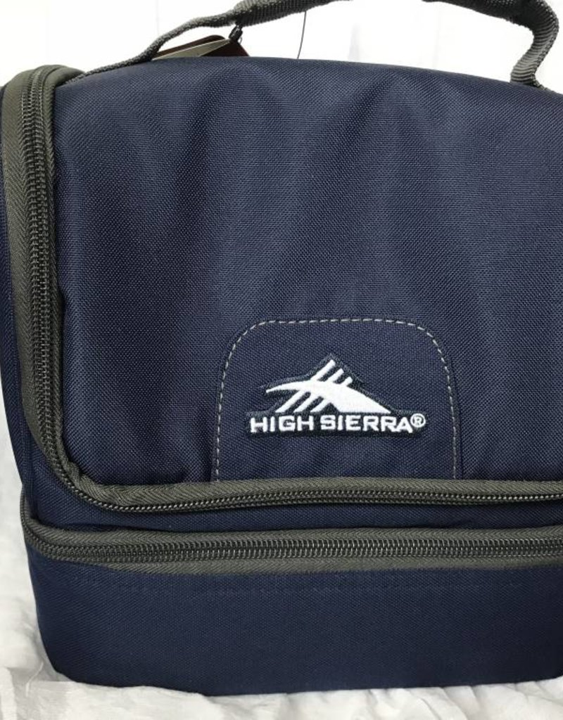 HIGH SIERRA 74713- 4515 NAVY LUNCH KIT