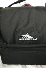 HIGH SIERRA 747131041 DOUBLE DECKER LUNCH BAG
