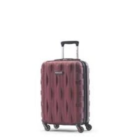 SAMSONITE CARRYON BURGUNDY PRESTIGE 3D