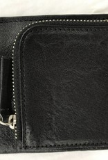 HOLIDAY GROUP 875074 BLACK LADIES LEATHER WALLET
