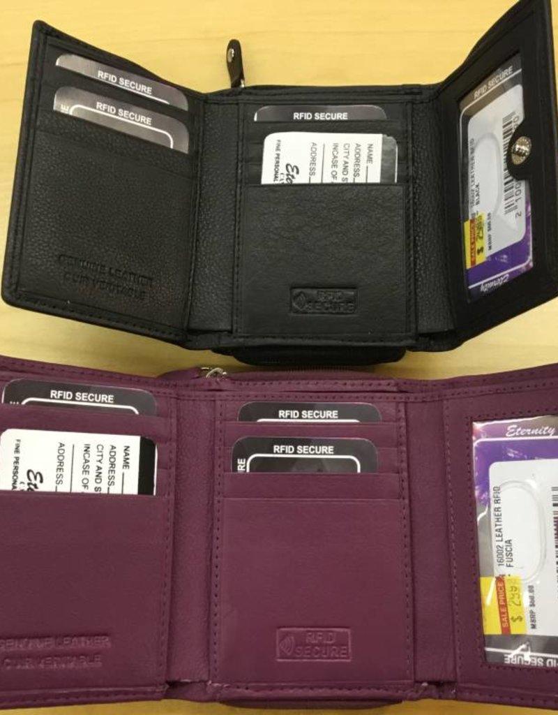 SGI LEATHERGOODS 16002 LEATHER RFID